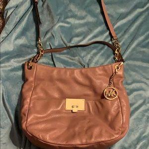 Michael Kors Dusty Rose Crossbody Bag